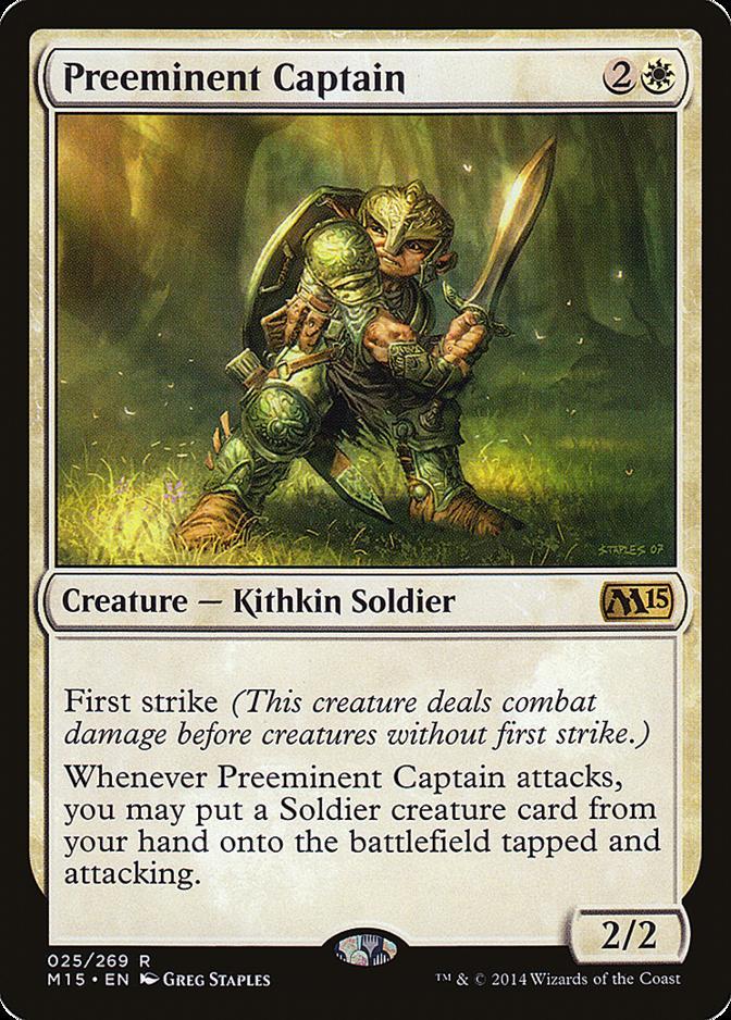 Preeminent Captain [M15]