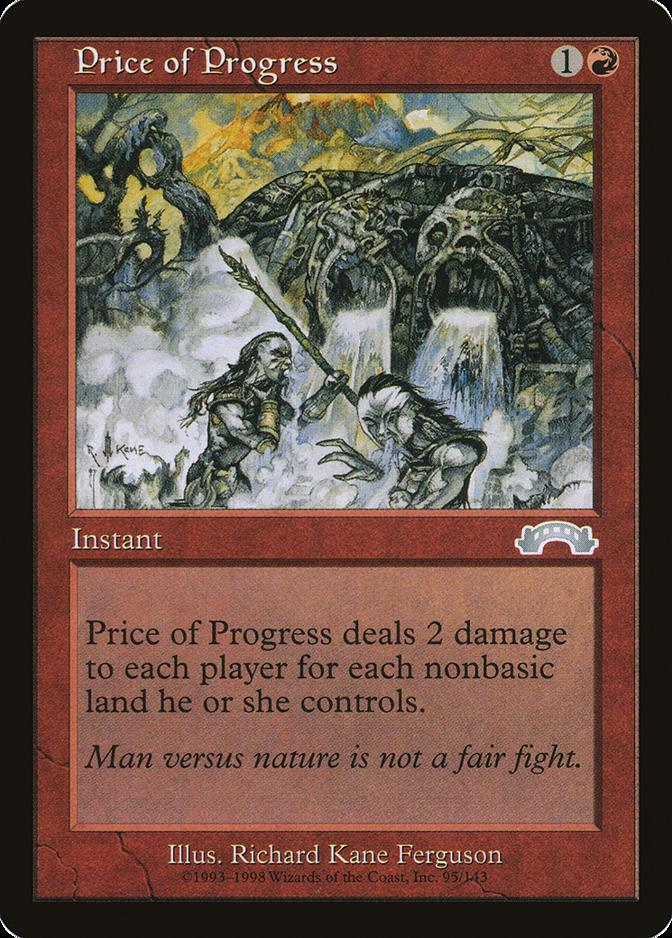 Price of Progress [EX]