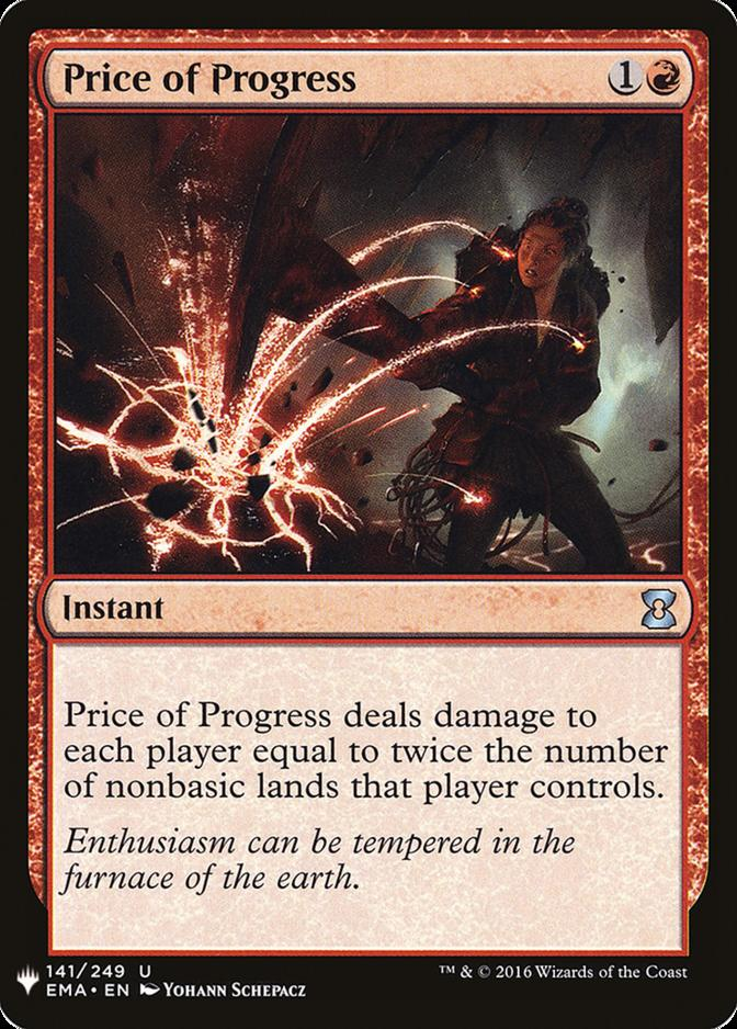 Price of Progress [MB1]