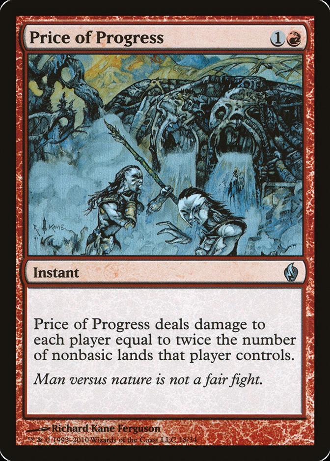 Price of Progress [PD2] (F)