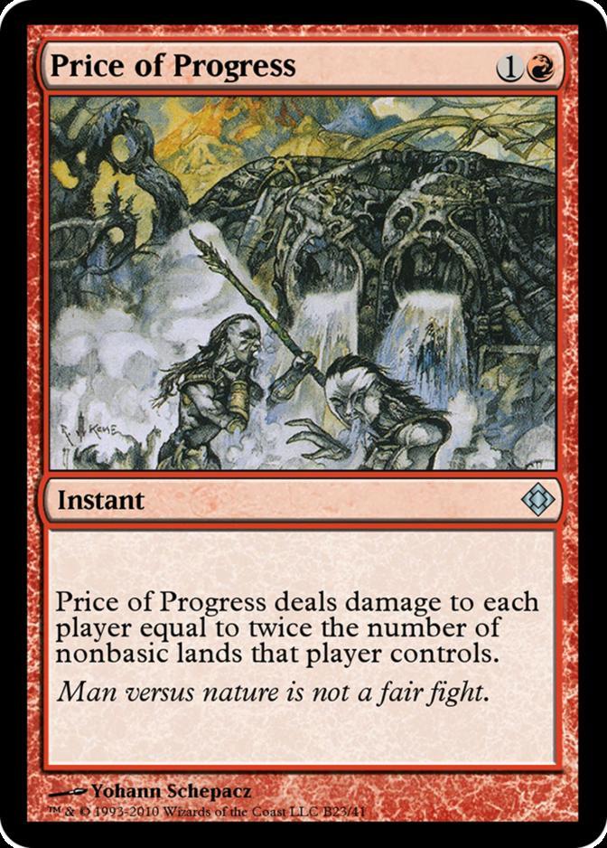 Price of Progress [TD0]