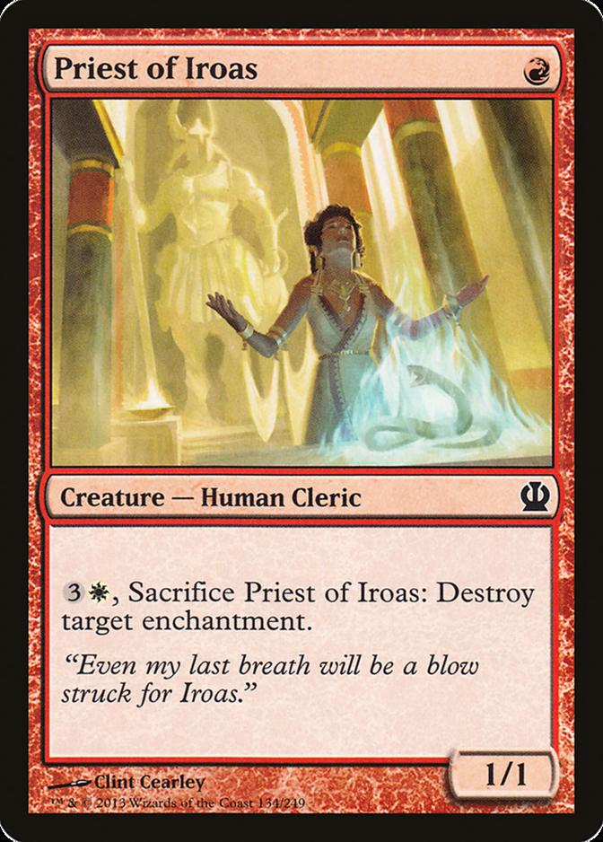 Priest of Iroas [THS]