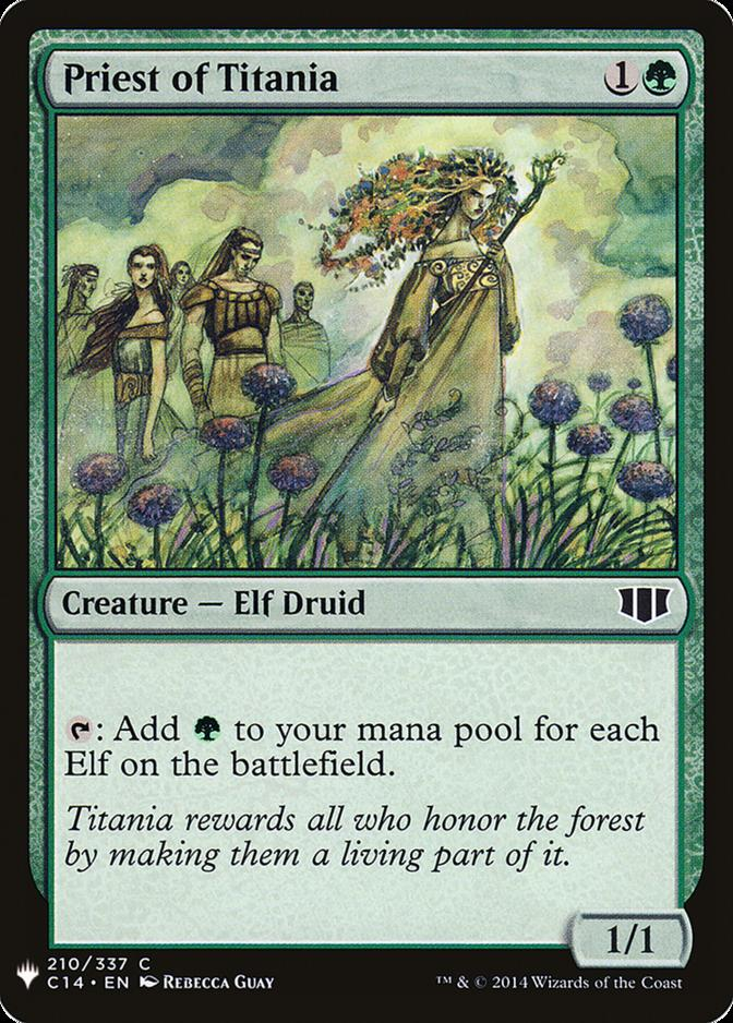Priest of Titania [MB1]