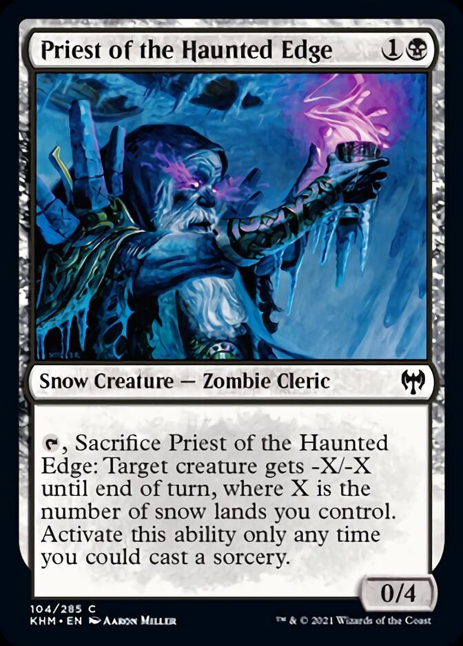 Priest of the Haunted Edge [KHM]