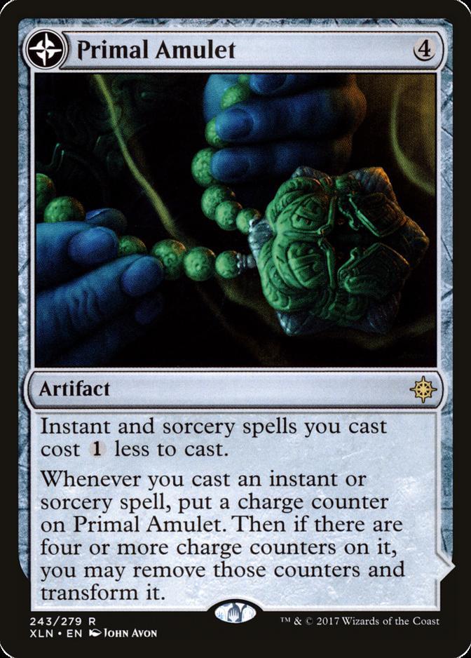 Primal Amulet [XLN]