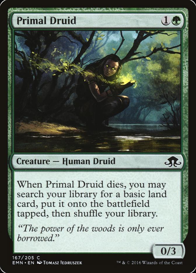 Primal Druid [EMN]
