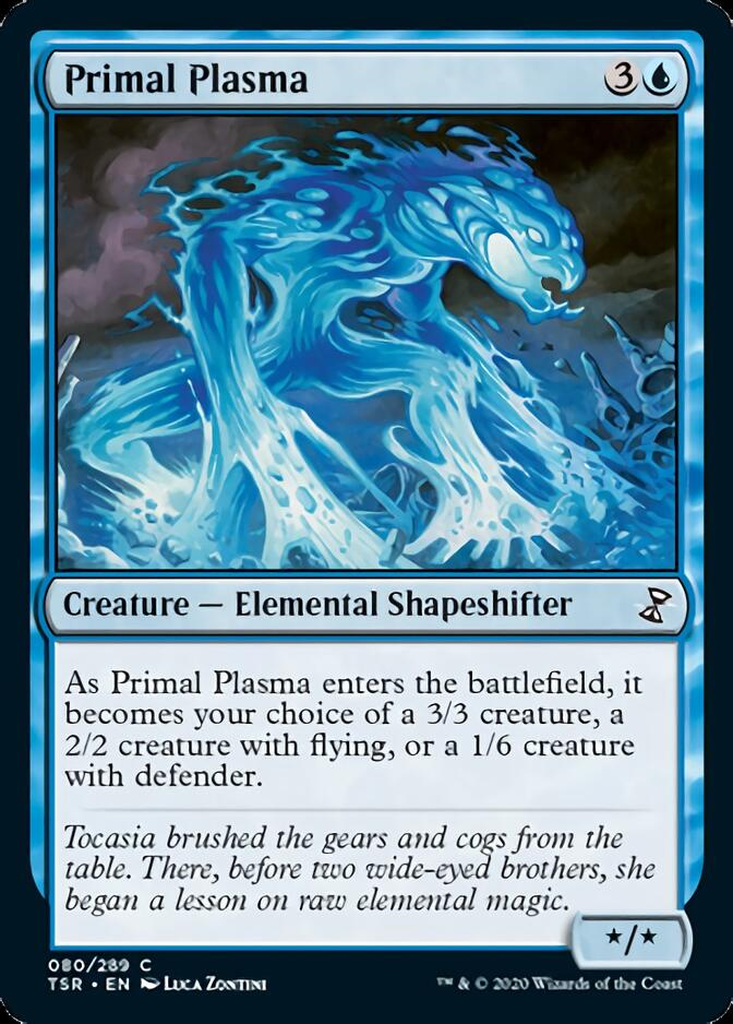 Primal Plasma [TSR]