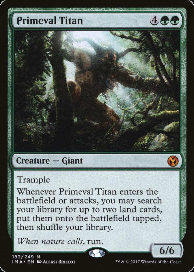 Primeval Titan [IMA]