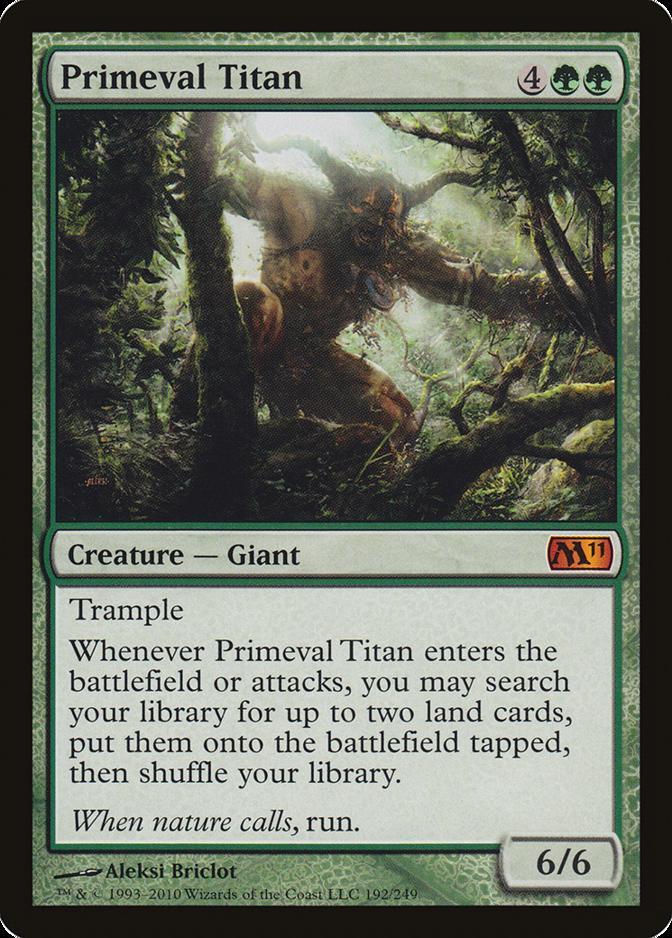 Primeval Titan [M11]