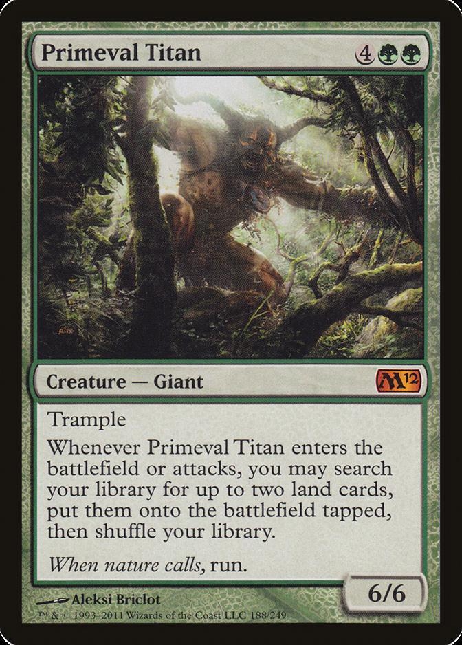Primeval Titan [M12]