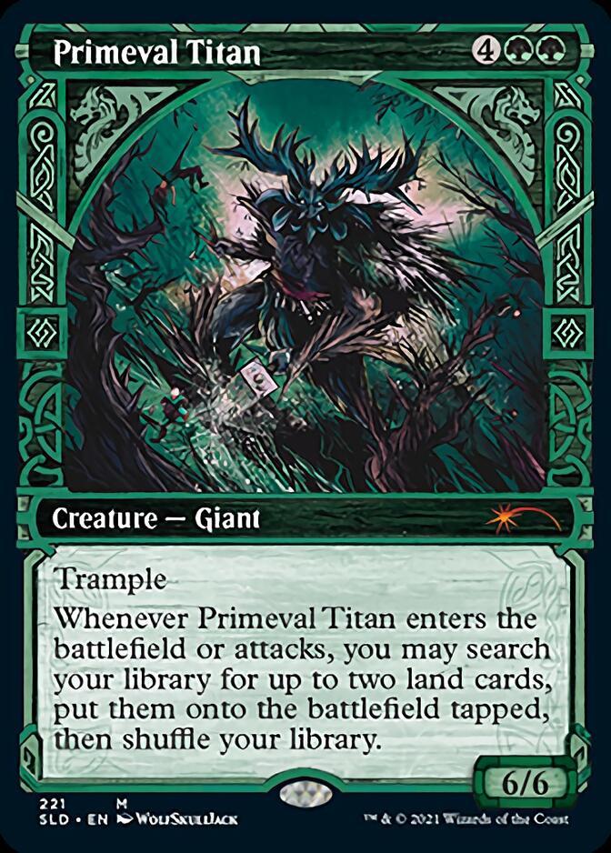 Primeval Titan [SLD]