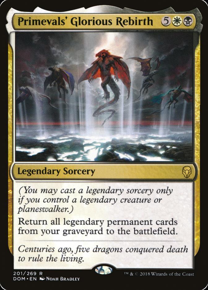 Primevals' Glorious Rebirth [DOM]