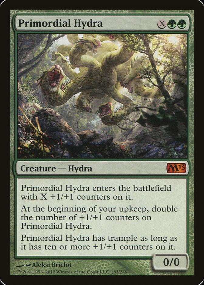 Primordial Hydra [M13]