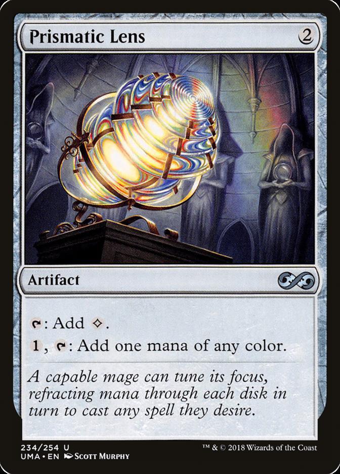 Prismatic Lens [UMA] (F)