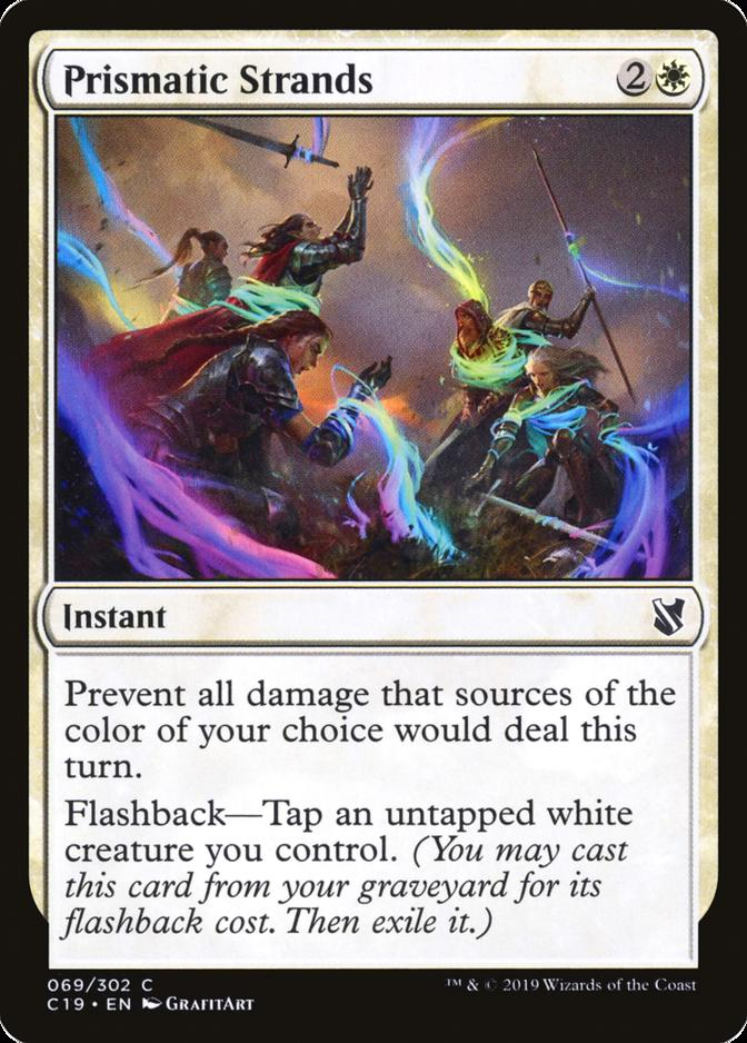 Prismatic Strands [C19]