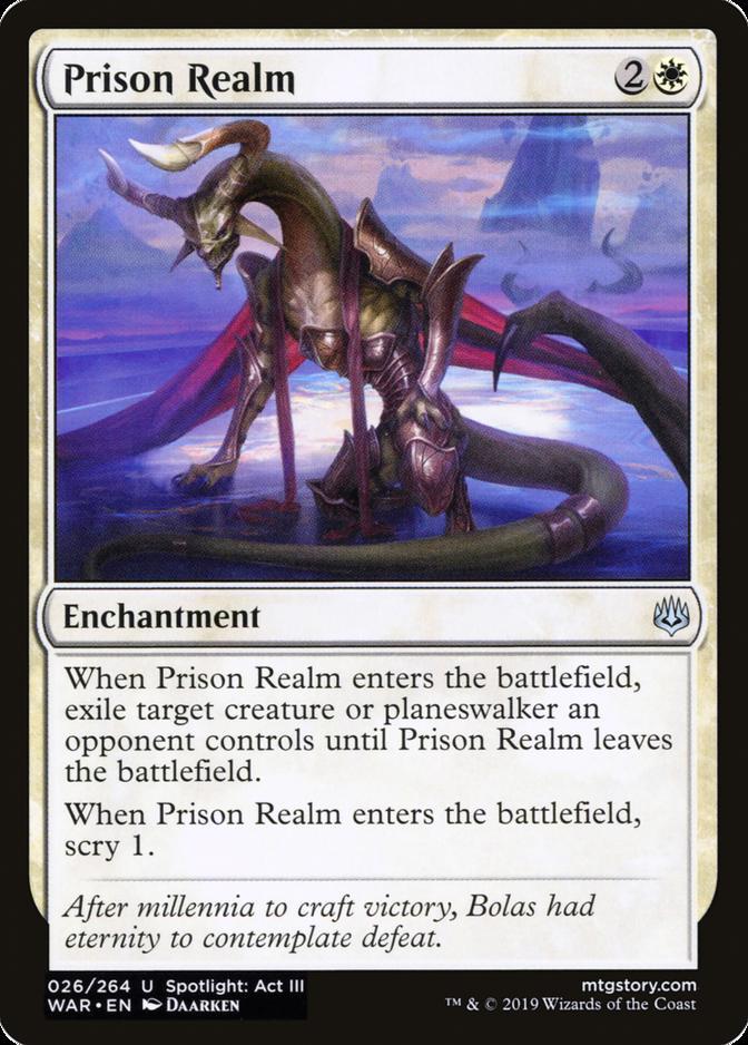 Prison Realm [WAR]