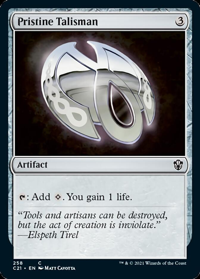 Pristine Talisman [C21]