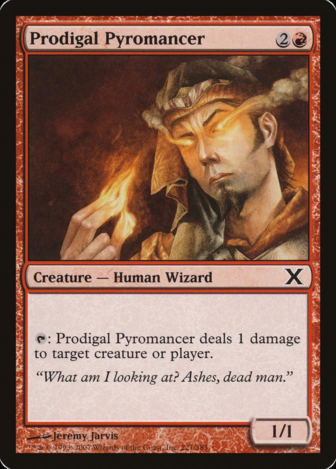 Prodigal Pyromancer [10E]