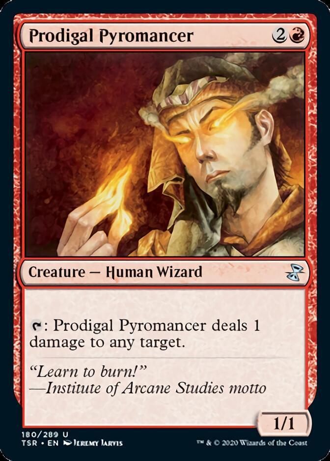 Prodigal Pyromancer [TSR]