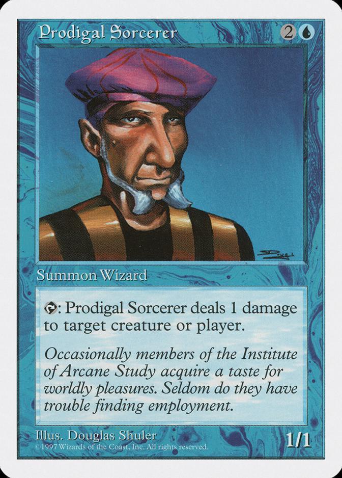 Prodigal Sorcerer [5ED]