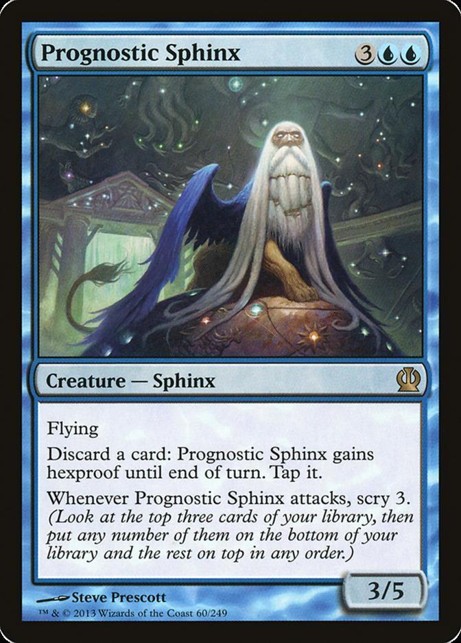 Prognostic Sphinx [THS]