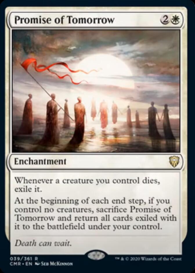 Promise of Tomorrow [CMR]