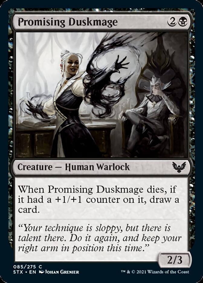 Promising Duskmage [STX]