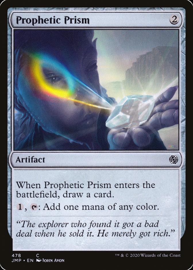 Prophetic Prism [JMP]