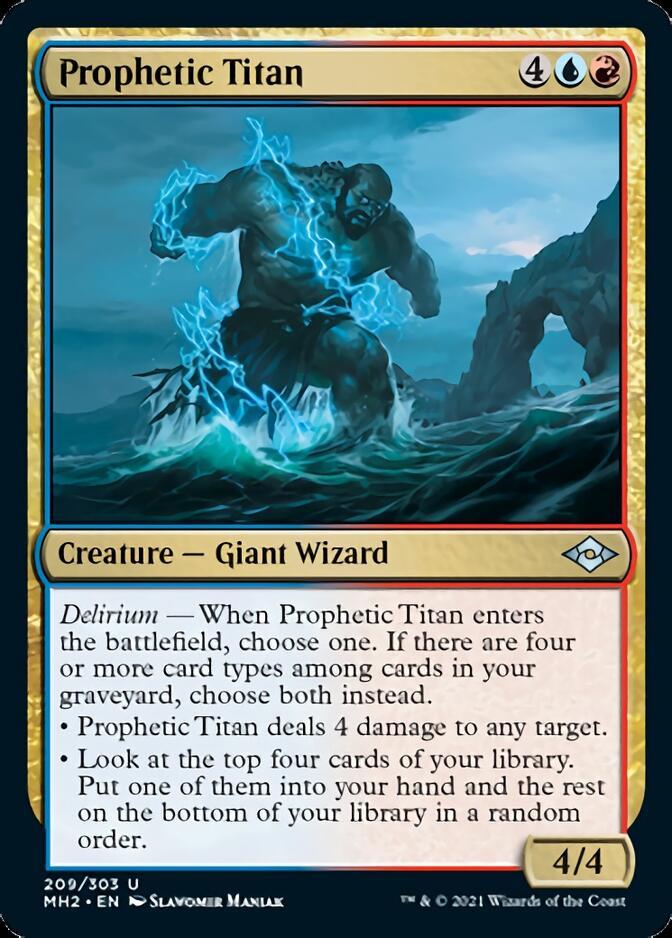 Prophetic Titan [MH2]