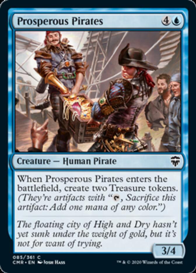 Prosperous Pirates [CMR]