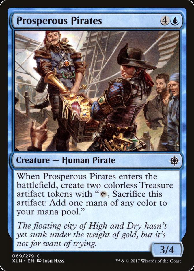 Prosperous Pirates [XLN]