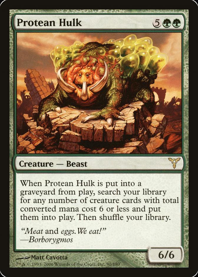 Protean Hulk [DIS]