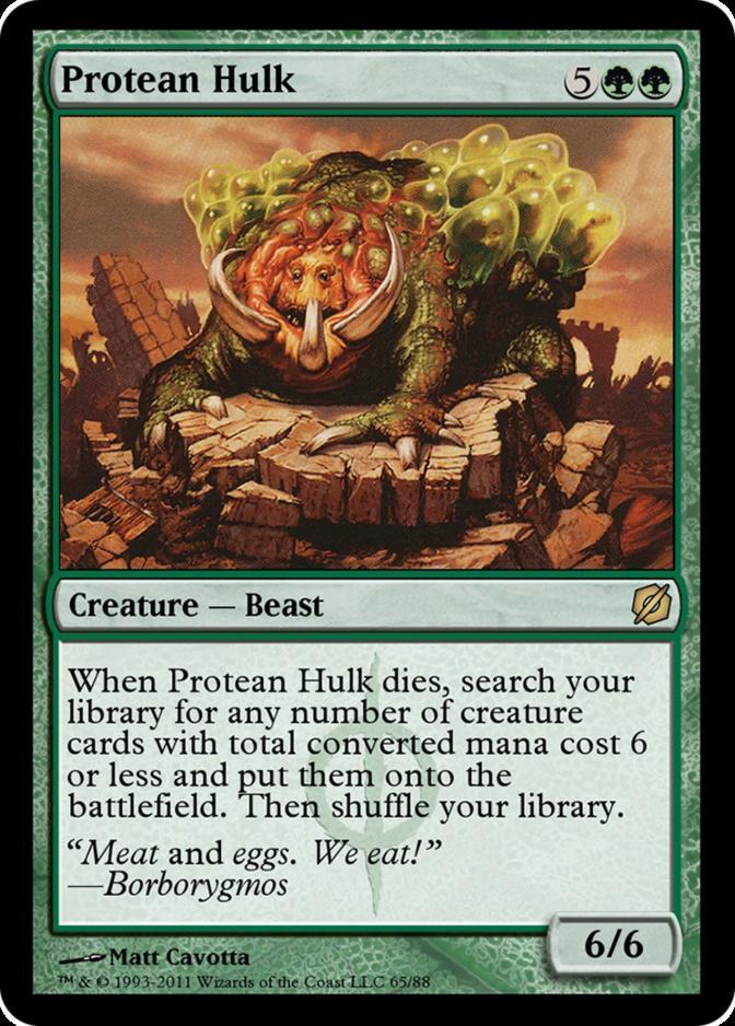 Protean Hulk [TD2]