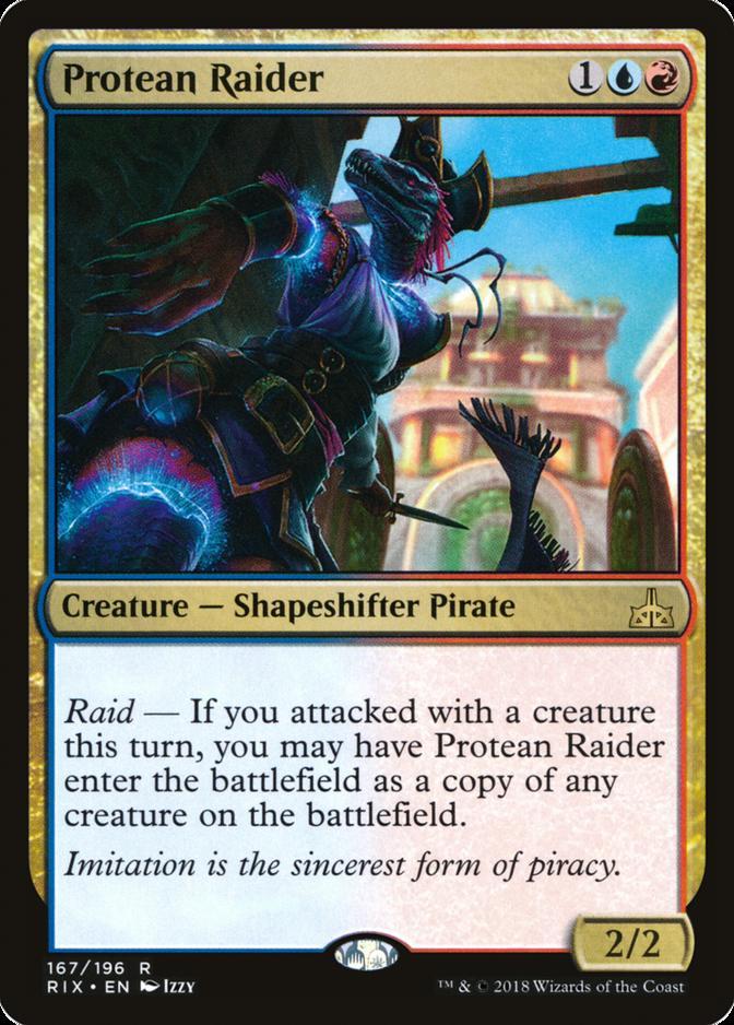 Protean Raider [RIX]