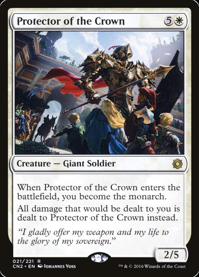 Protector of the Crown [CN2]