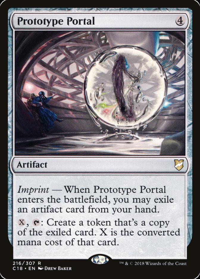 Prototype Portal [C18]