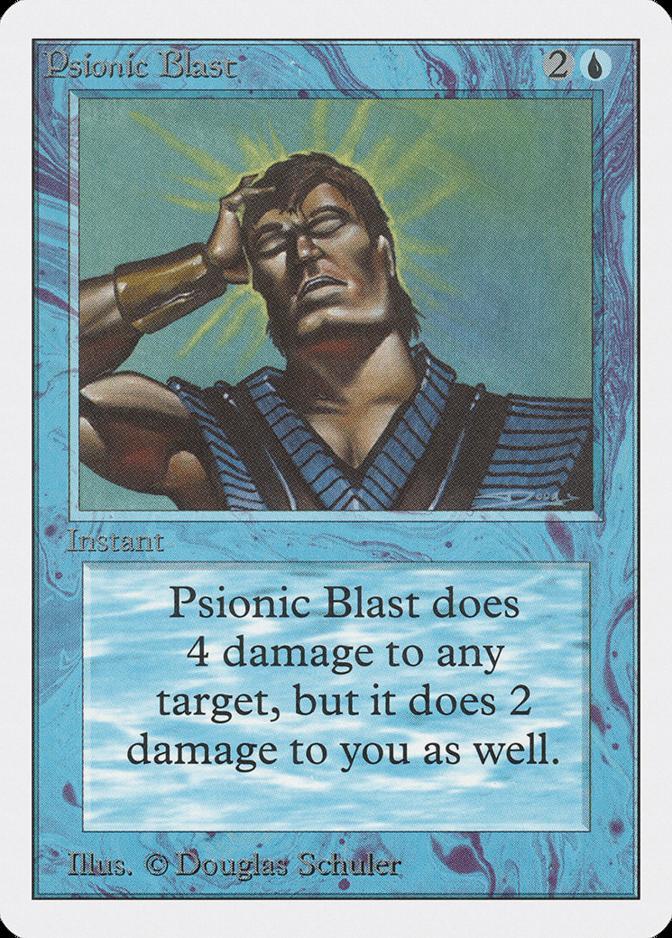 Psionic Blast [2ED]