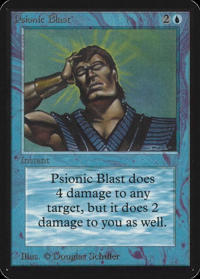 Psionic Blast [LEA]