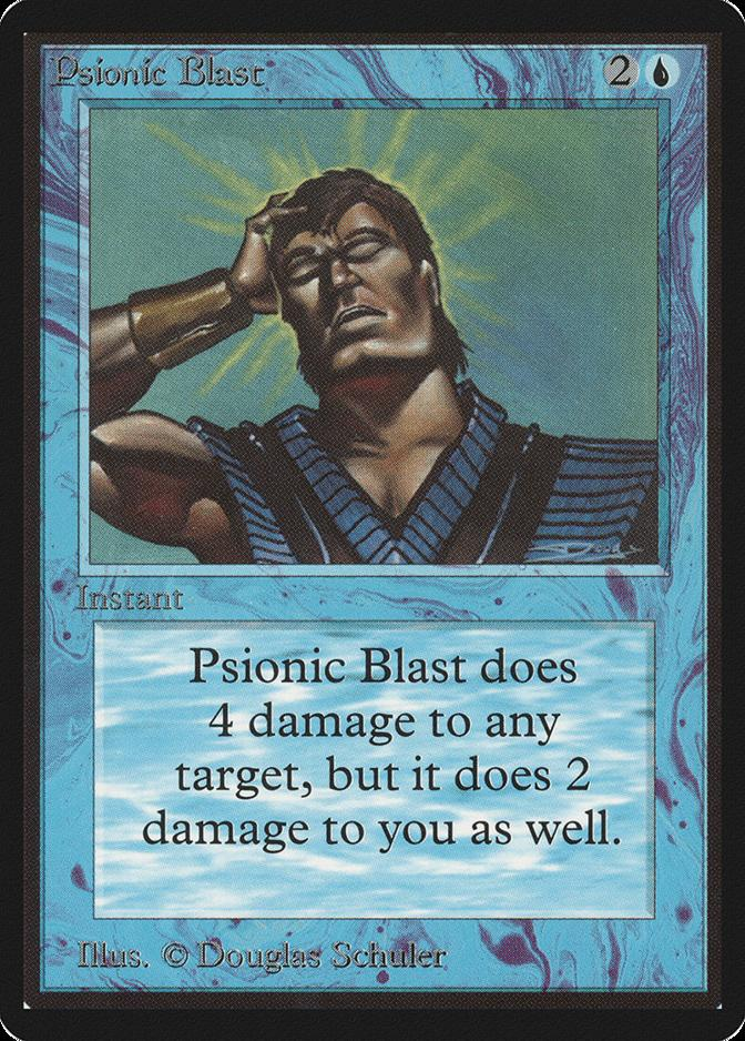 Psionic Blast [LEB]