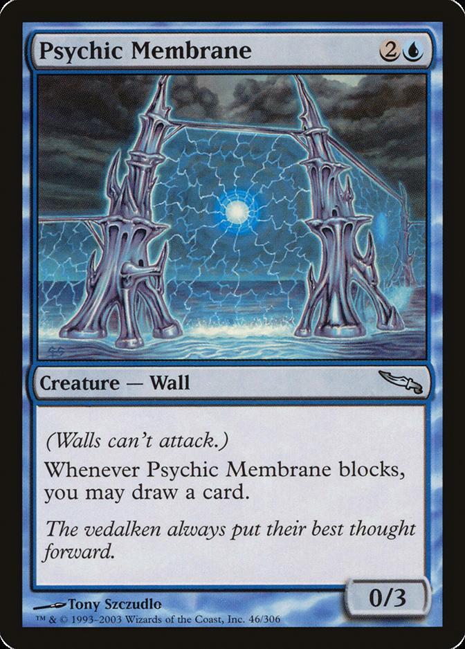 Psychic Membrane [MRD]
