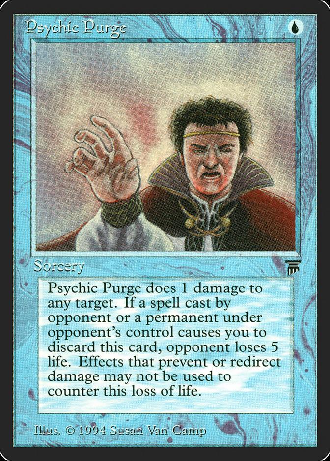 Psychic Purge [LEG]