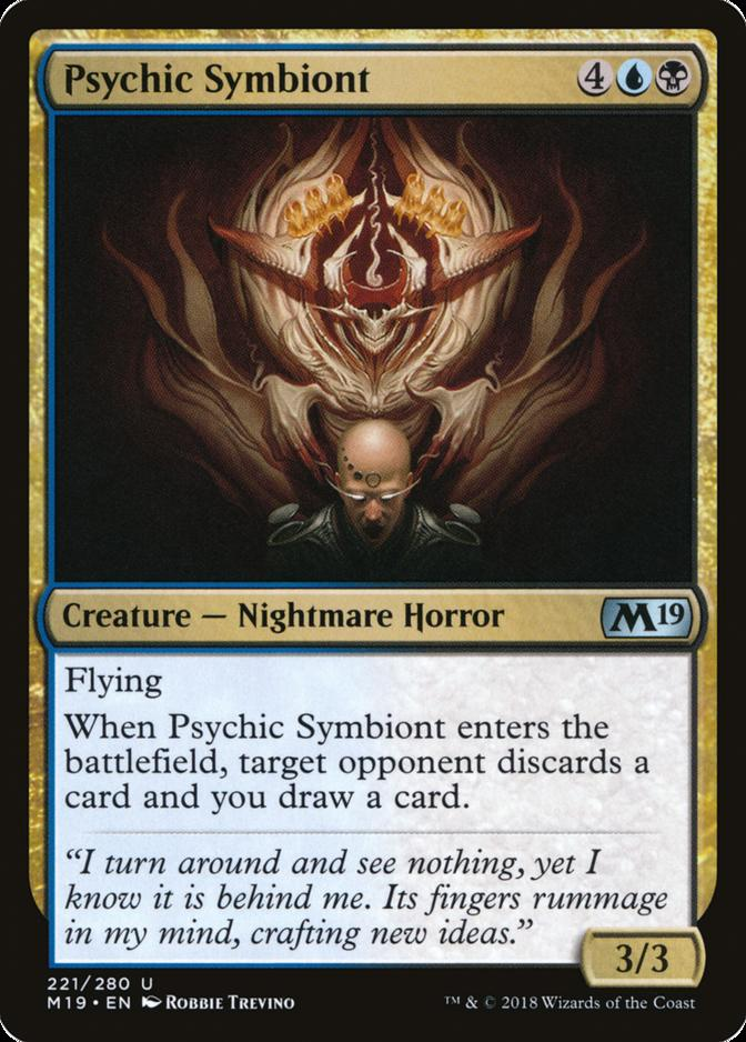 Psychic Symbiont [M19]