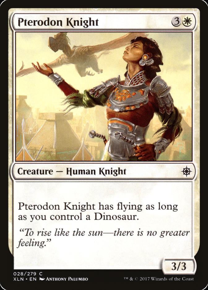 Pterodon Knight [XLN]