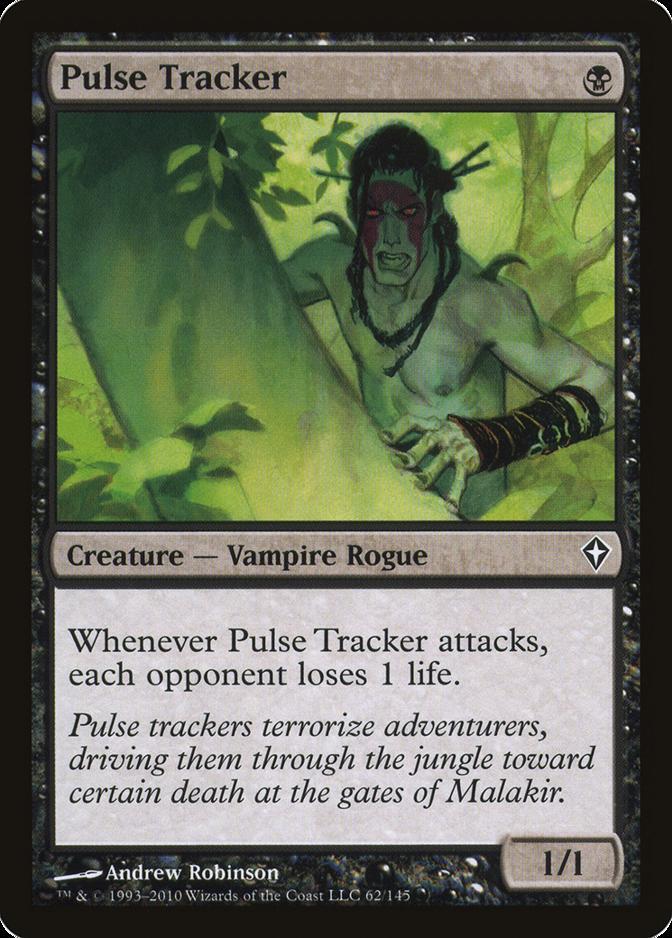 Pulse Tracker [WWK]
