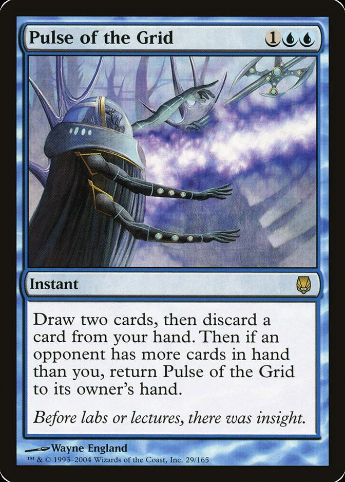 Pulse of the Grid [DST]