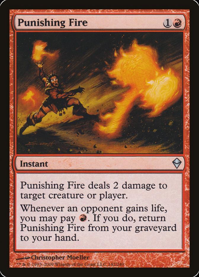 Punishing Fire [ZEN]
