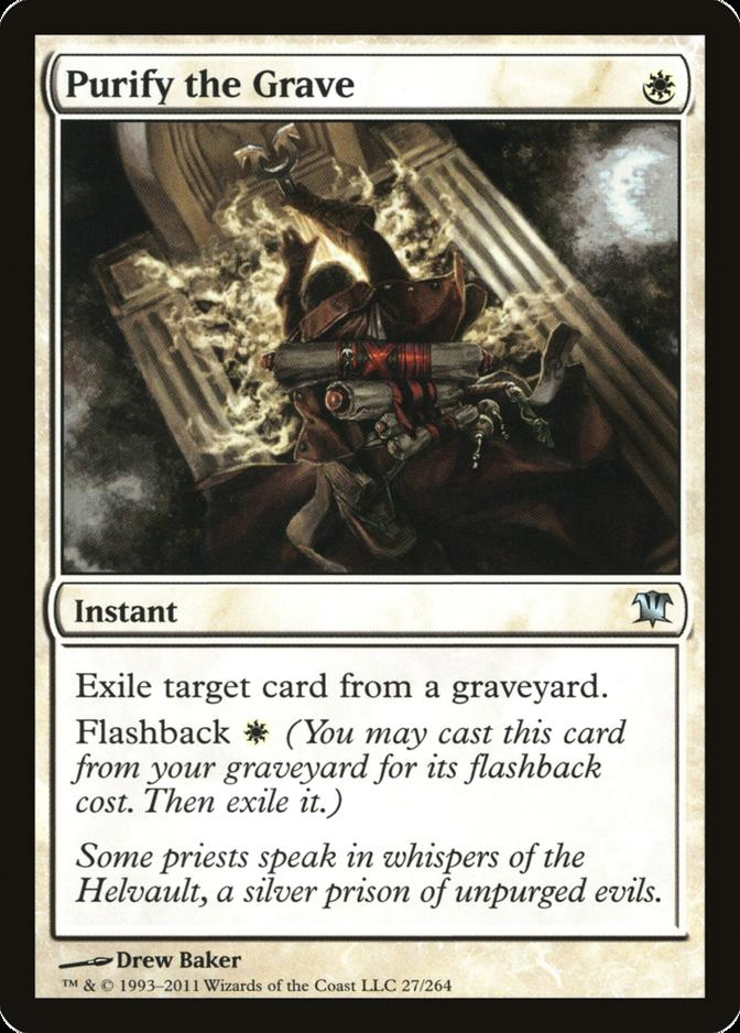 Purify the Grave [ISD] (F)