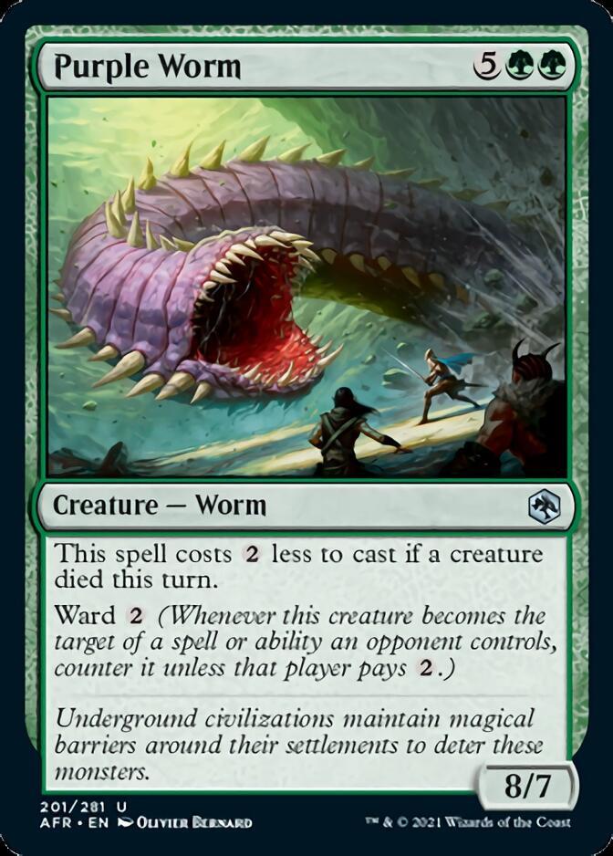 Purple Worm [AFR]