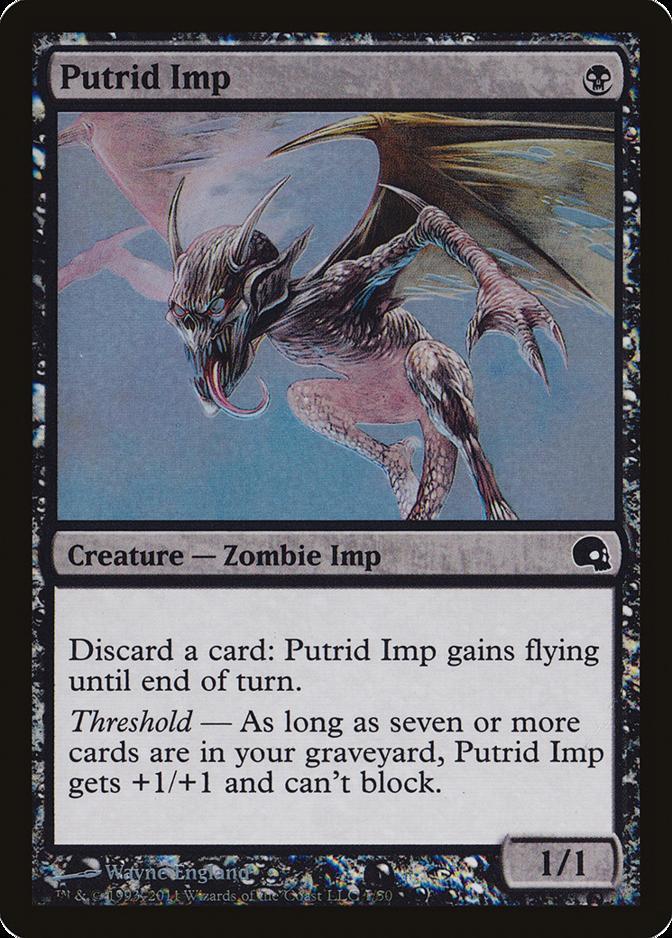 Putrid Imp [PD3] (F)