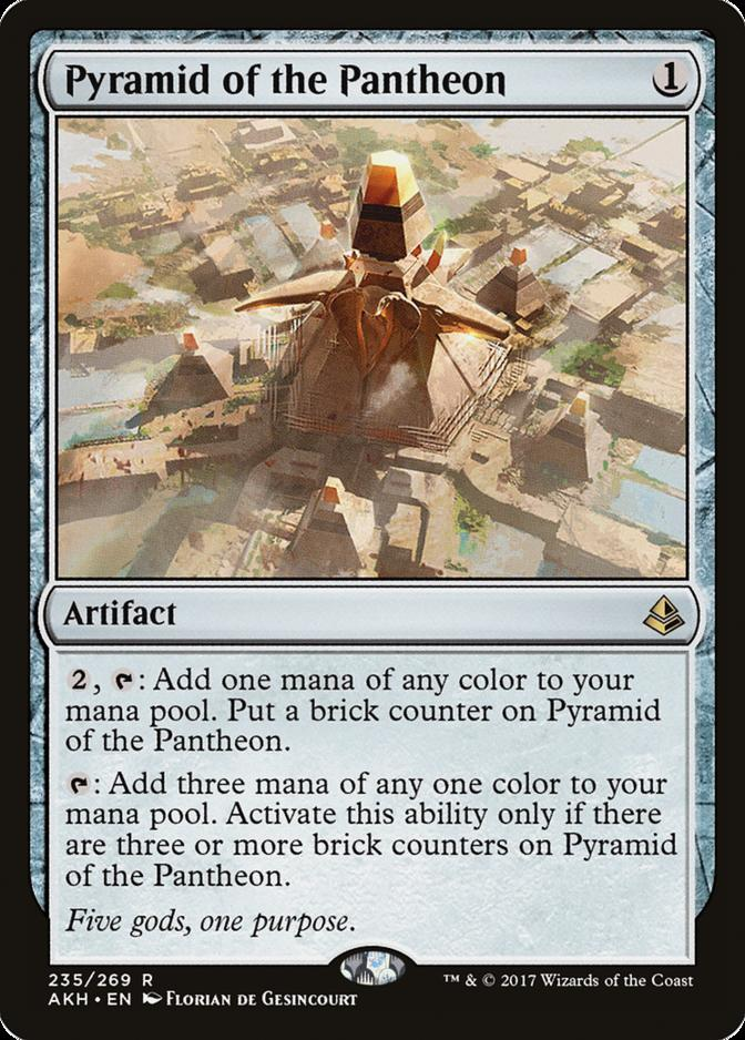 Pyramid of the Pantheon [AKH] (F)